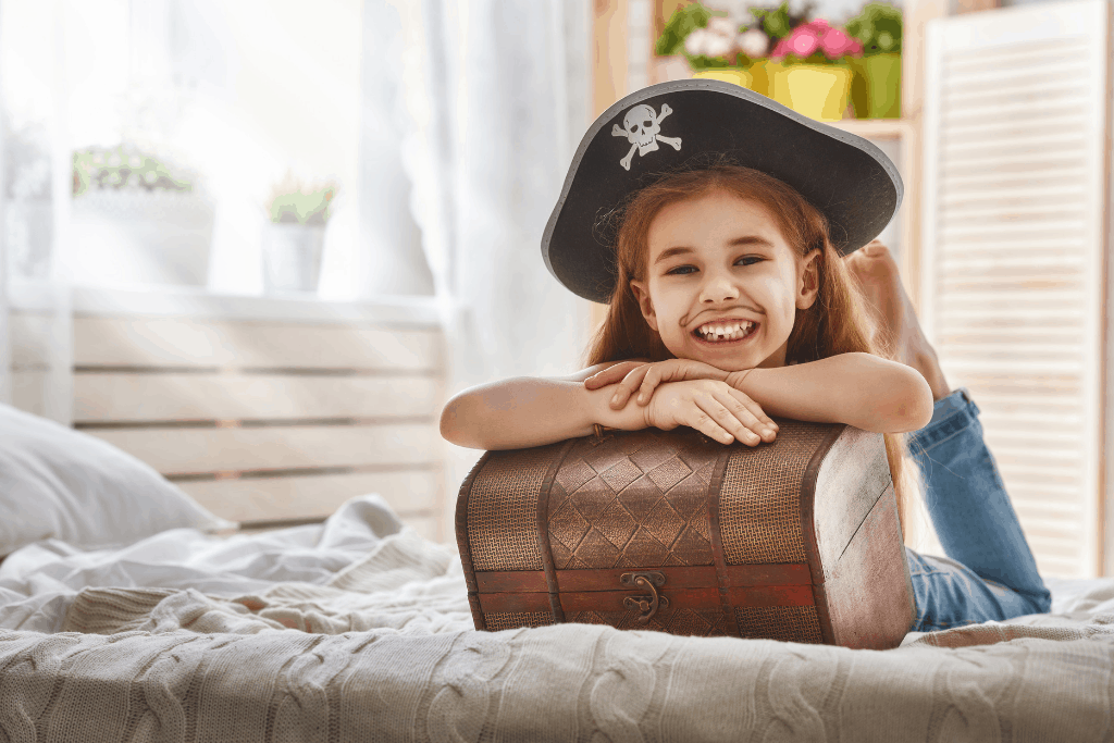 kids pirate bedroom ideas